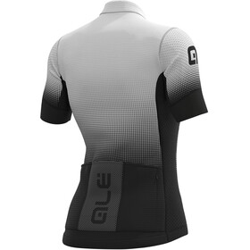 Alé Cycling PRS Dots Jersey korte mouwen Dames, black/white